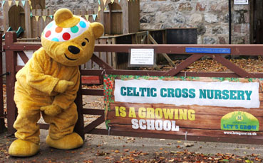 Fundraising - CELTIC CROSS