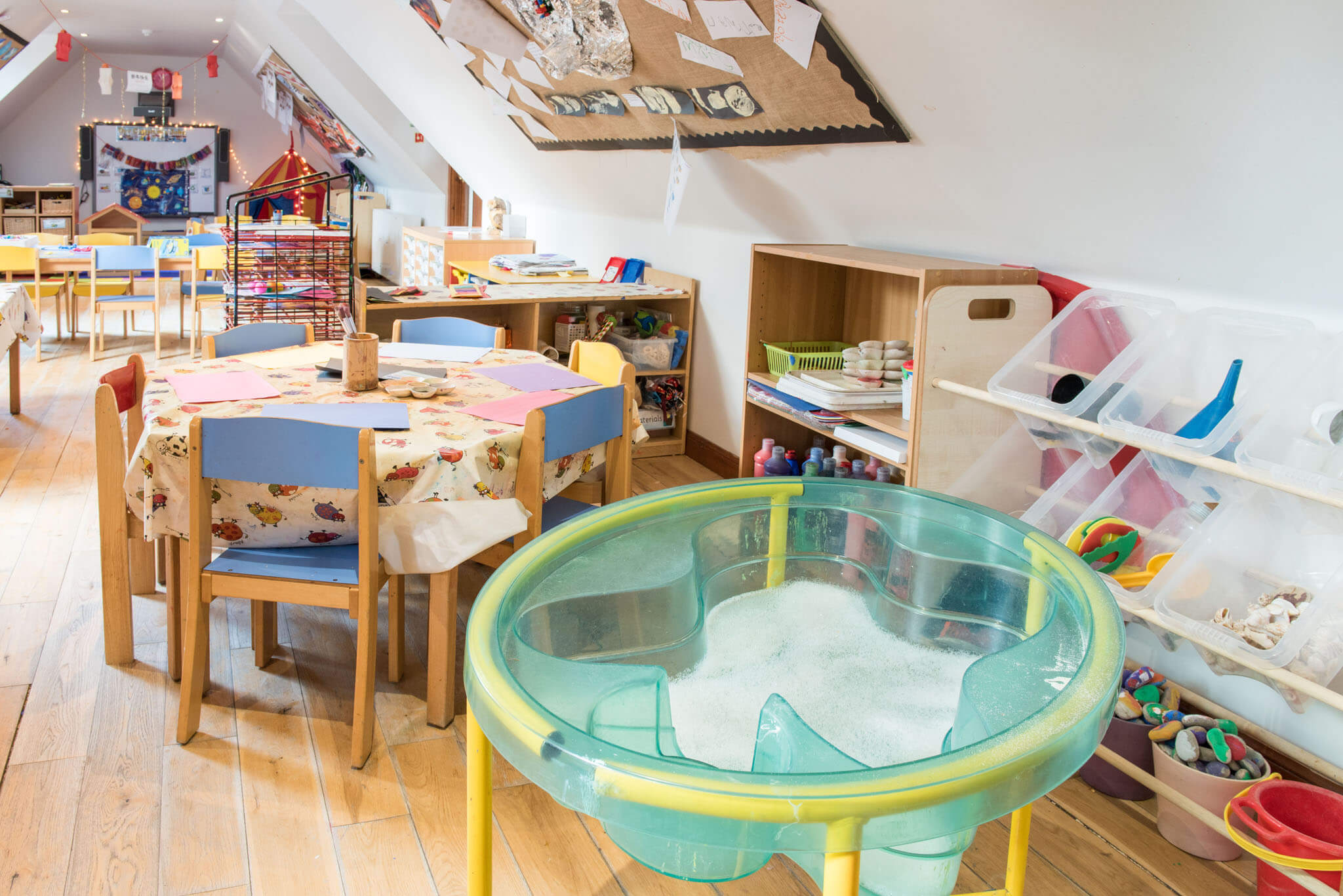 Celtic Cross Nursery Aberdeen Playrooms